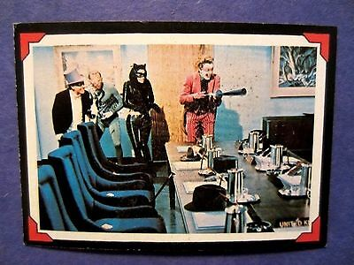 1966 Topps Batman Riddler Back  ' Awesome Foursome '  Card # 22  Exmt