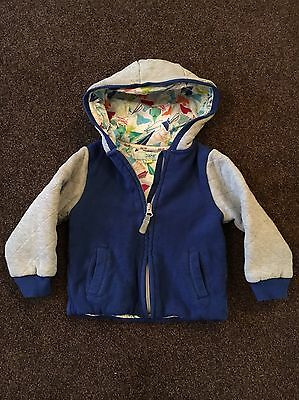 Ted Baker Quilted Boys Jacket Age 18-24 Months