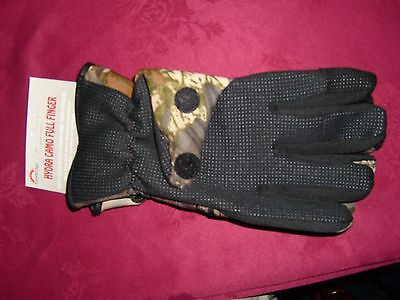 sundridge hydra camo  neoprene gloves size xl