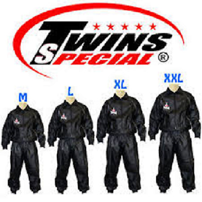 TWINS Special - Sauna Sweat Suit Weight Loss Equipment Boxing Muay Thai Training