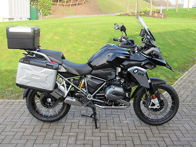 BMW R1200GS TRIPLE BLACK NEW WITH *Free BMW 3 Box Vario Luggage*