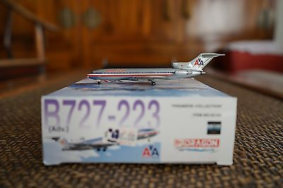 Dragon Wings  1/400 Scale - American Airlines 55182 Boeing B727-223 Adv