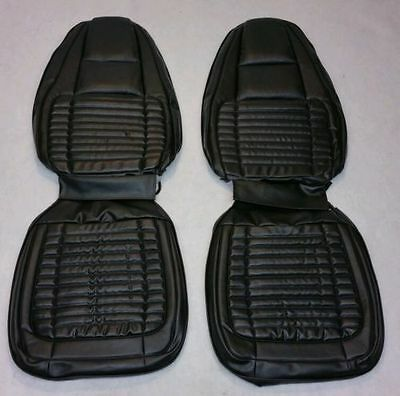 Charger Bucket Seat Covers 1970 High Back Buckets R/T In Stock Fast Shipping