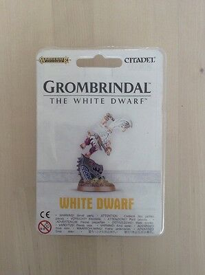 Grombrindal The White Dwarf Warhammer Age Of Sigmar