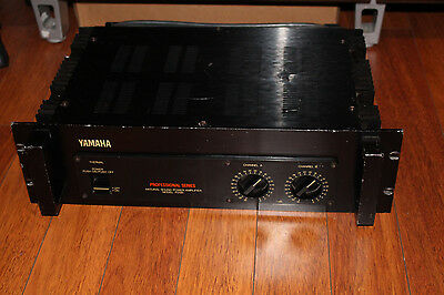 yamaha professional Series p2100 ns-10 ns-10m studio power amplifier pc2002 #1