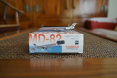 Dragon Wings  1/400 Scale - American Airlines 55256 MD-82