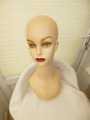 High Quality Mannequin Head