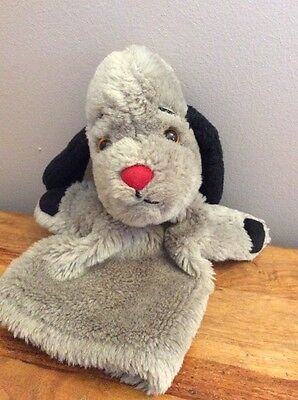 Vintage Sweep Glove Puppet With Squeaker From Sooty & Sweep