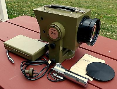 Kern DM 1000 Surveying Distance Measuring Device Switzerland with Heavy Case