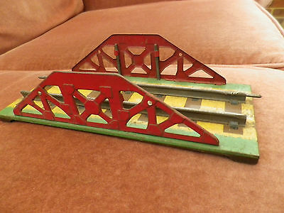 0 Gauge Girder Tinplate Bridge
