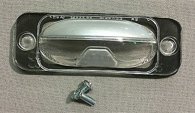 1968 1969 1970 Charger Coronet 70-74 Challenger  Barracuda License Plate Lens