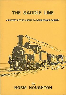 The Saddle Line - A History of the Moriac to Wensleydale Railway
