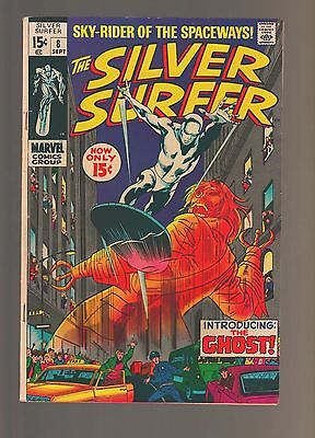 SILVER SURFER #8 & #9 Lot of TWO
