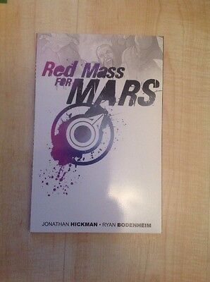 A Red Mass for Mars by Jonathan Hickman (Paperback, 2008)