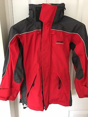 Junior Musto  Performance Jacket , Excellent Condition Age 9-11 Years