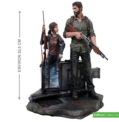 figurine / statue the last of us / ps4 / ps3