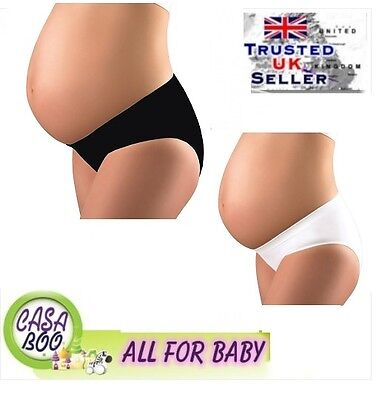 Underbelly PANTIES FOR PREGNANT WOMEN Size S-XXL white black beige comfortably
