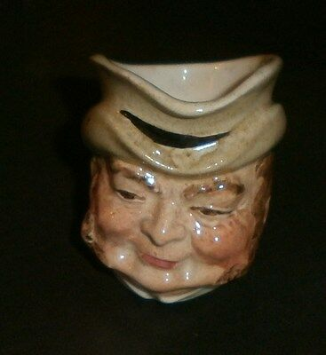 Vintage 'Dickens' Character Small Toby Jug