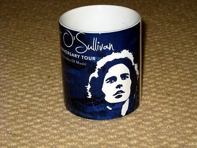 Gilbert O'Sullivan 50th Anniversary Tour Advert MUG