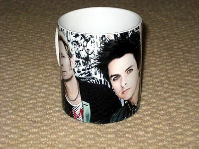 Green Day Fantastic Close Up MUG