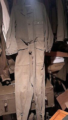 WW2 HBT coveralls 2nd pattern