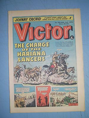 Victor issue 702 dated August 3 1974