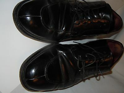 Cole Haan Black Dress Shoes Size 13 D Used