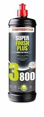 Menzerna Super Finish SF4500 (SF3800) 250ml - polish swirl NEW