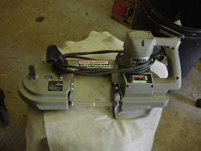 Porter-Cable Porta-Band Saw Large Capacity Model 7724