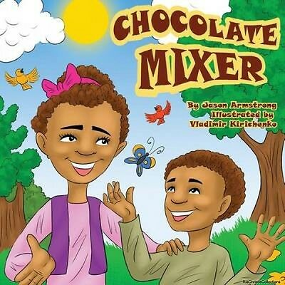 Chocolate Mixer Jason Armstrong Paperback New Book Free UK Delivery