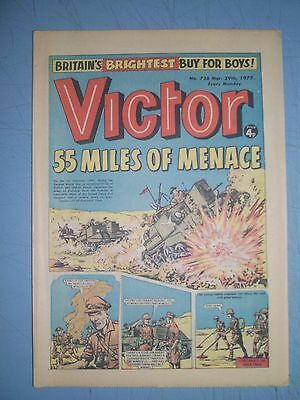 Victor issue 736 dated March 29 1975