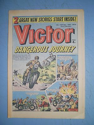 Victor issue 739 dated April 19 1975