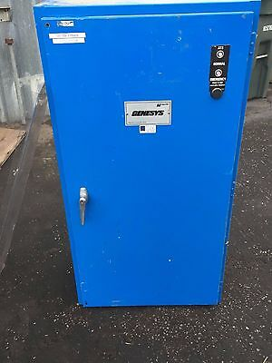 Magatex 120/208 vac 3 phase 225amp fully automatic switch