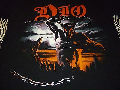 Dio Shirt ( Used Size M ) Good Condition!!!