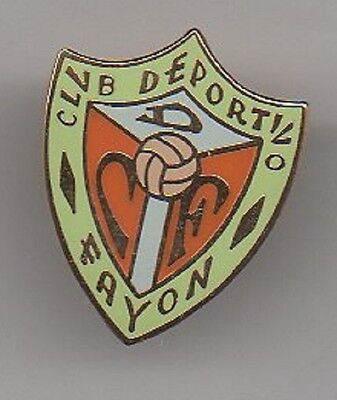 Insignia Pin Badge Futbol Cd Fayon