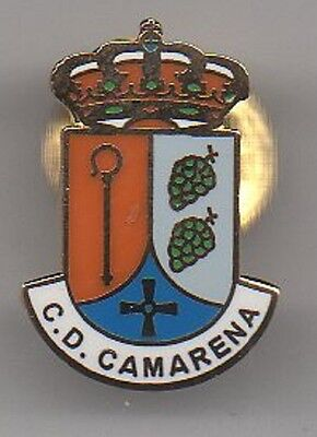 Insignia Pin Badge Futbol Cd Camarena