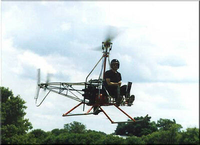 CHOPPY the best self-made helicopter