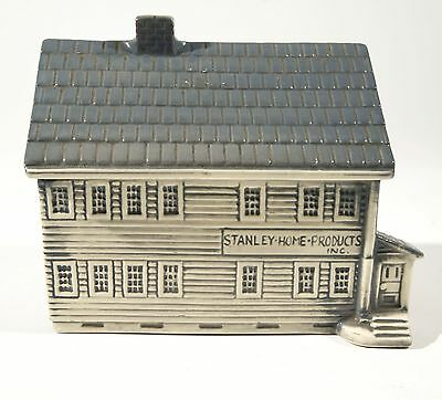 Vintage Stanley Home Products Ceramic Building