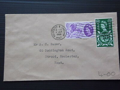 7th July 1960 GLO First Day Cover CAT £65.00