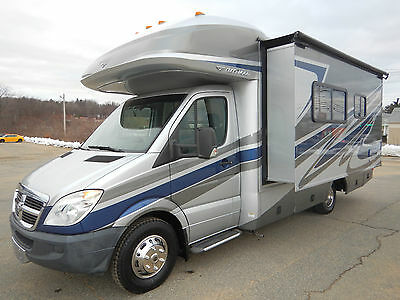 Fleetwood Pulse 25ft Dodge Sprinter Diesel Slide Out Full Body Paint 32k Miles