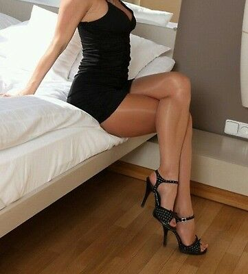 Calze collant donna Usate Naturale. Pantyhose Used Nature. Work Tights