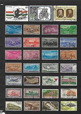 INDIA stamp selection.(ref.400)