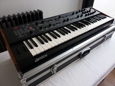 Sequential Circuits Prophet 600 synthesiser with GliGli in superb condition
