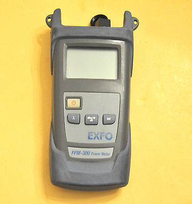 EXFO Optical Power Meter Model FPM-300 FPM 300