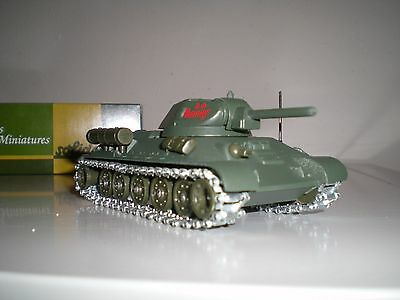 Solido char Russe T34 / 76