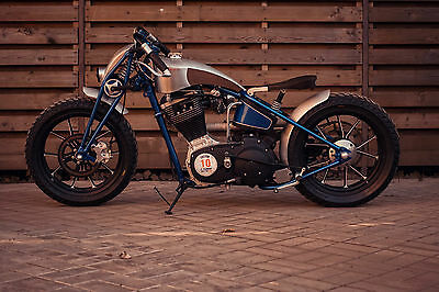 2016 Custom Built Motorcycles Chopper  Custom Buit Motorcycles Cafe Racer winner of the show