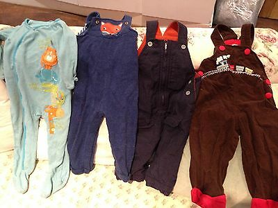 Baby clothes Boys 12-18 months 4 items