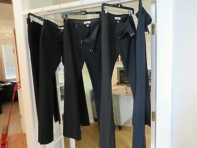 Gap modern fit pants and one pair of jcrew size 00 Regular