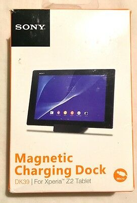 Sony DK39 Magnetic Charging Dock for Xperia Z2 / Z3 Tablets