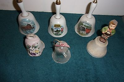 Vintage Bells -6 Pieces